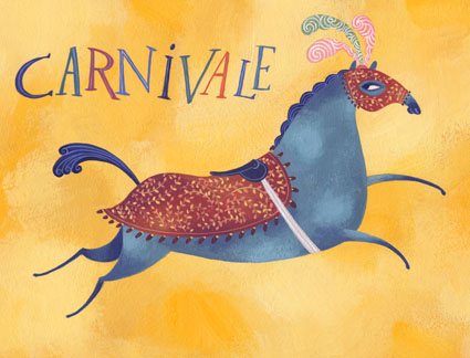 "THE 2012 17th Annual 9X5 Exhibition ""CARNIVALE"""