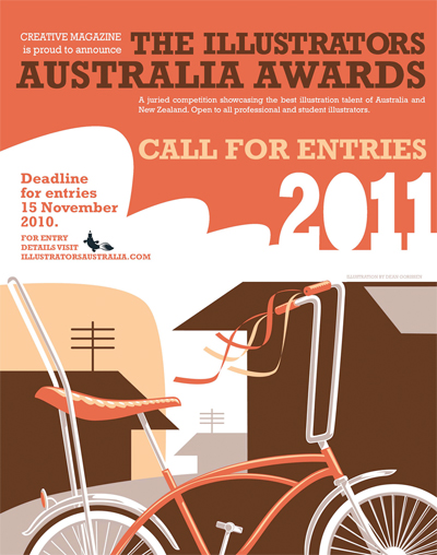 Illustrators Australia Awards - 2011 WINNERS